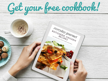 Free Cookbook - Rotisserie Chicken Recipes | Sister Spice