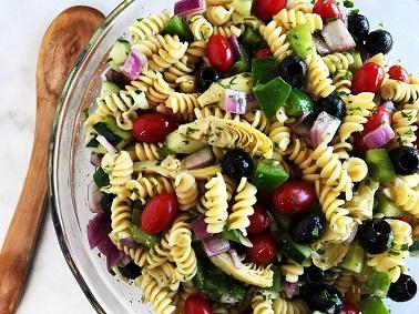 Pasta Salad - Step 3 | Sister Spice