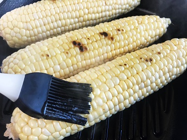 Grilled Corn on the Cob - Step 3 | Sister Spice