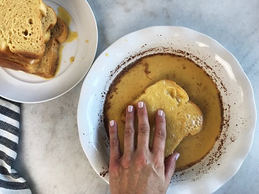 French Toast Recipe - Step 4 | Sister Spice