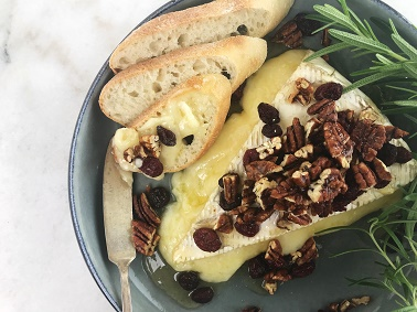 baked brie recipe - step 5 | Sister Spice