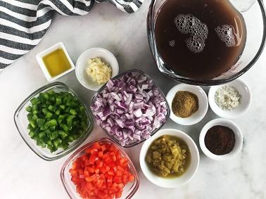 Black Bean Recipe - step 1 | Sister Spice