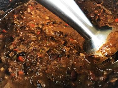 Black Bean Recipe - Step 6 | Sister Spice