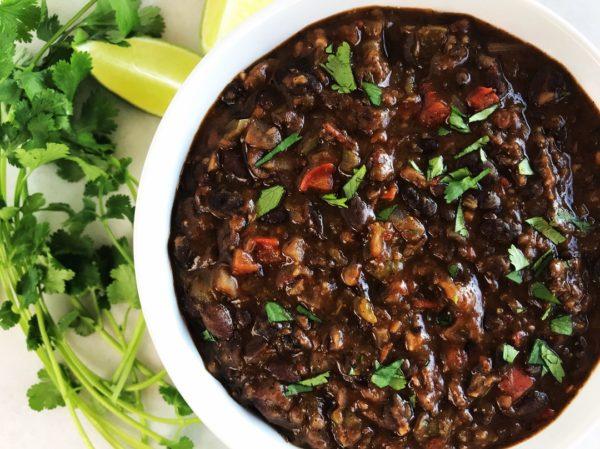 Black Bean Recipe - 1080 | Sister Spice