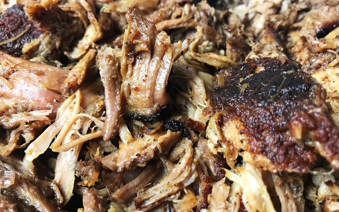 Pulled Pork: Carolina Style