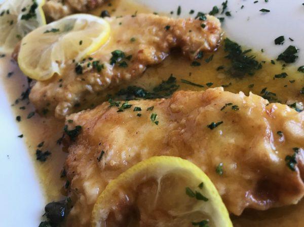 Chicken Piccata Recipe - 1080 | Sister Spice