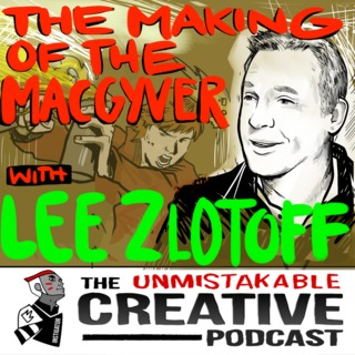 Unmistakable Creative Podcast - Lee Zlotoff