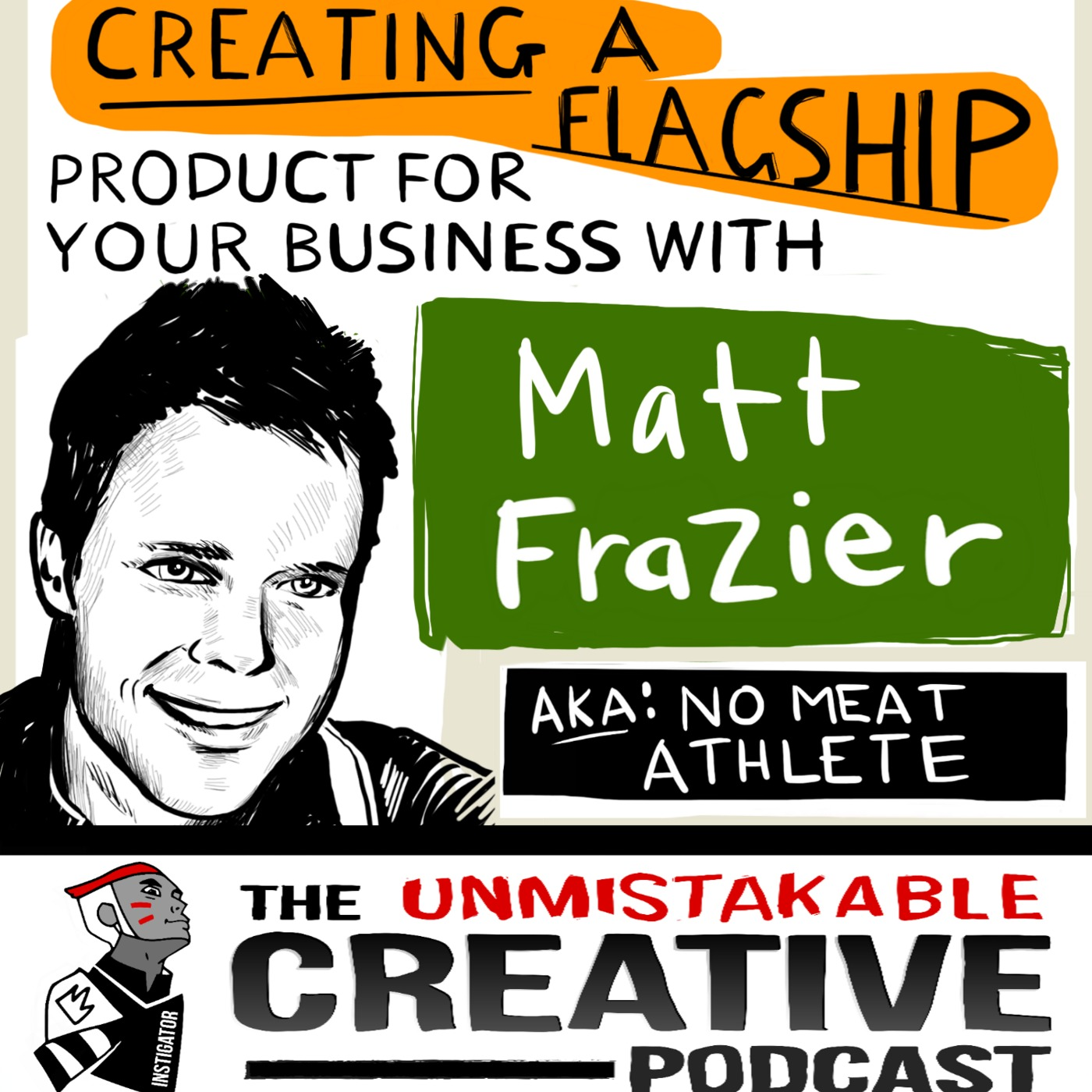 How to Create a Flagship Product for Your Brand with Matt Frazier