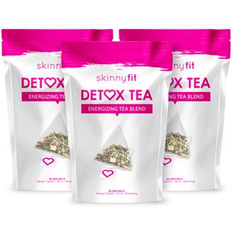 Skinnyfit Detox Tea All Natural Non Gmo Superfood