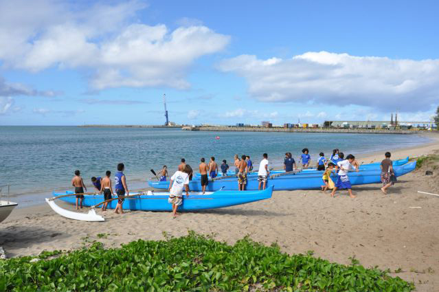 Hawaii Canoe Club