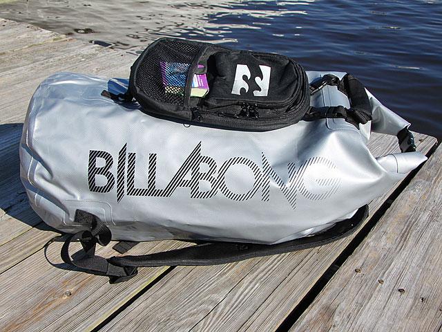 GEAR REVIEW: BILLABONG SACRED CARGO WET SACK | SURFLINE.COM