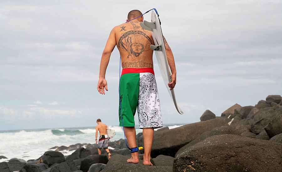 Bobby Martinez On His Rise From Sandspit Grom To 2006 Asp