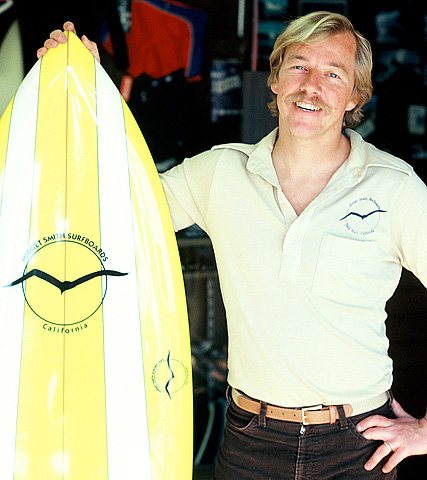 Midget smith surfboars