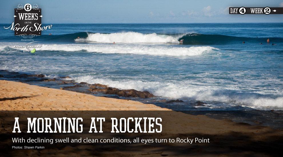 MORNING AT ROCKIES | SURFLINE.COM