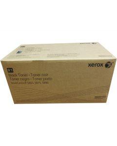 XEROX 006R01552 (6R1552) Black Toner 2 Pack 55k