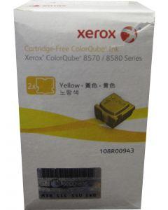 XEROX 108R00943 (108R943) Yellow Ink 2pk 4.4k