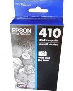 EPSON T410120 (410) Photo Black Ink Cartridge