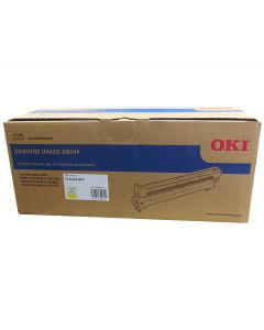 OKIDATA 42918117 Yellow Drum Unit Type C7