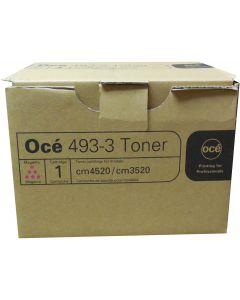OCE 493-3 Magenta Toner