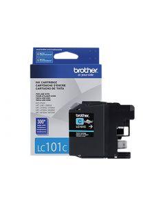 BROTHER LC101C Cyan Ink Cartridge