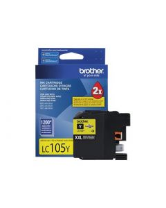 BROTHER LC105YXXL Super High Yield Magenta Ink Cartridge