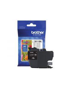BROTHER LC3011BK Black Ink Cartridge