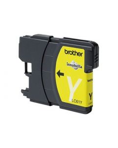BROTHER LC-61Y Yellow Ink 325p