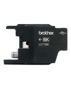 BROTHER LC-71Bk Black Ink 300p