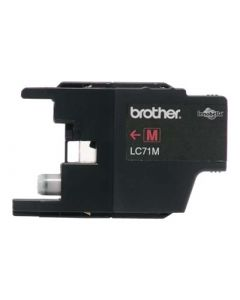BROTHER LC-71M Magenta Ink 300p