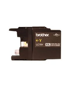 BROTHER LC-79Y XXL Yellow Super High Yield Ink 1.2k