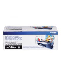 BROTHER TN-310BK Black Toner Cartridge