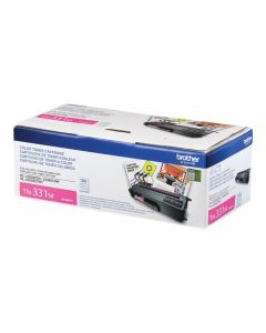 BROTHER TN-331M Magenta Toner Cartridge 1.5k