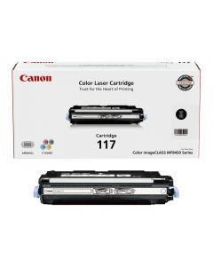 CANON 117 (2578B001AA) Black Toner