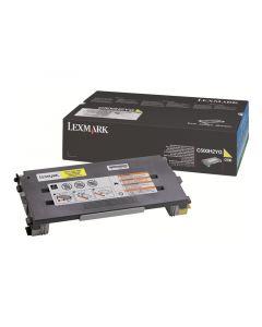 LEXMARK C500S2YG Yellow Toner 1.5k