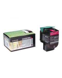 LEXMARK C540A1MG Magenta Toner 1k