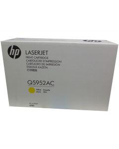 HP Q5952AC (643A) Yellow Toner