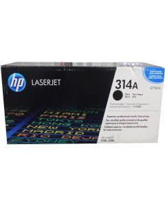 HP Q7560A (314A) Black Toner