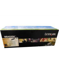 LEXMARK W84020H Black Toner 30k