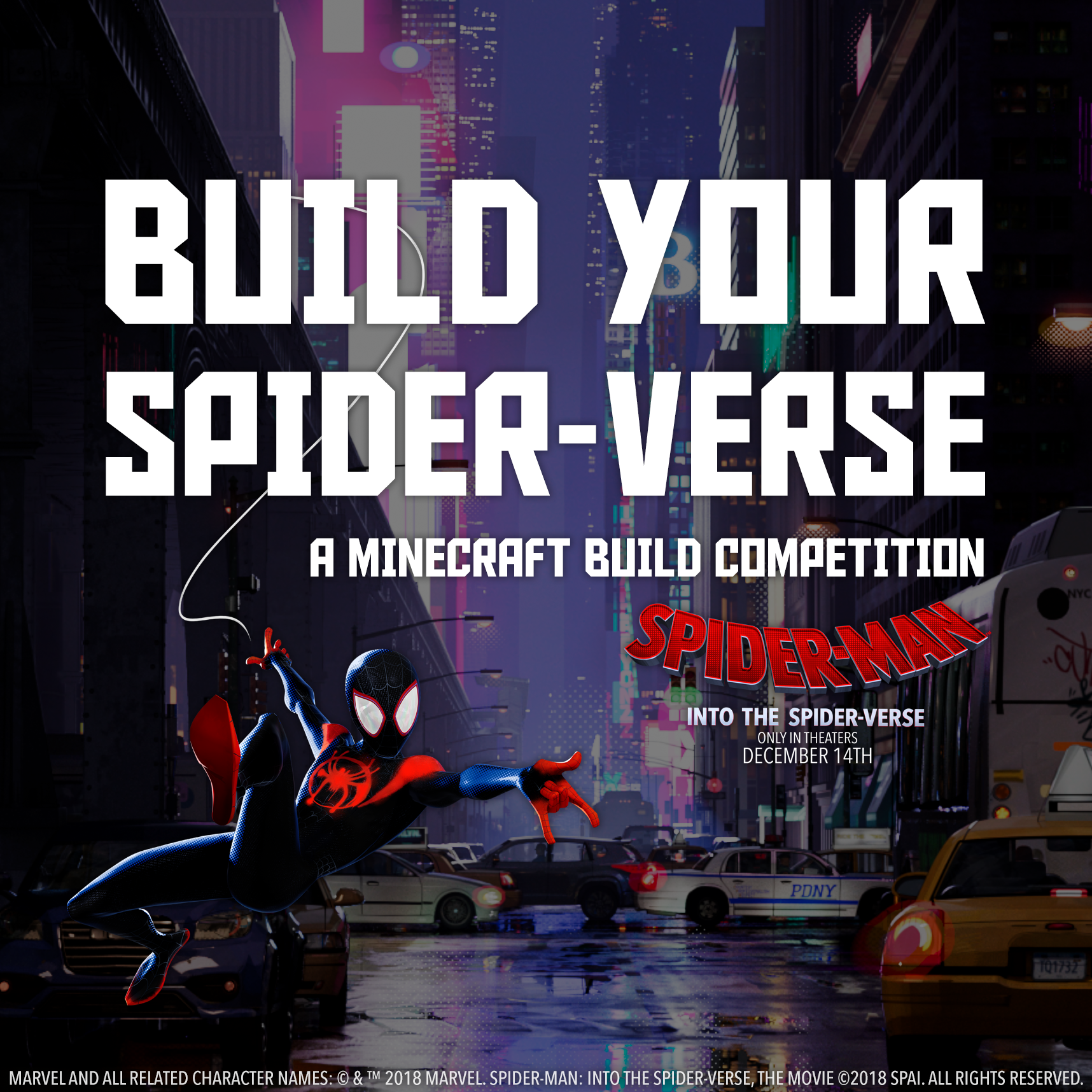 Build Your Spider-Verse - Super League Gaming