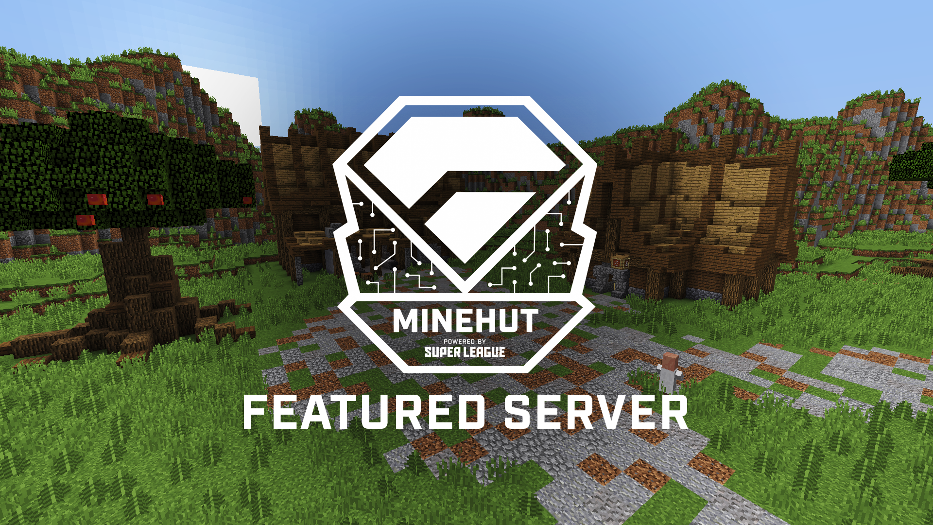 Minehut Featured Server: DarkSpire - Super League Gaming