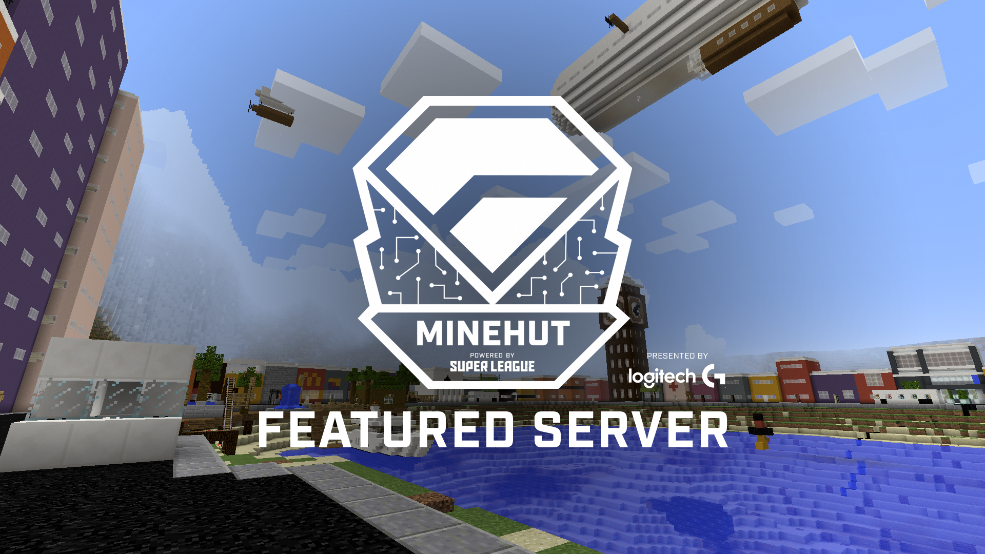 Minehut Featured Server: ProHeist - Super League Gaming