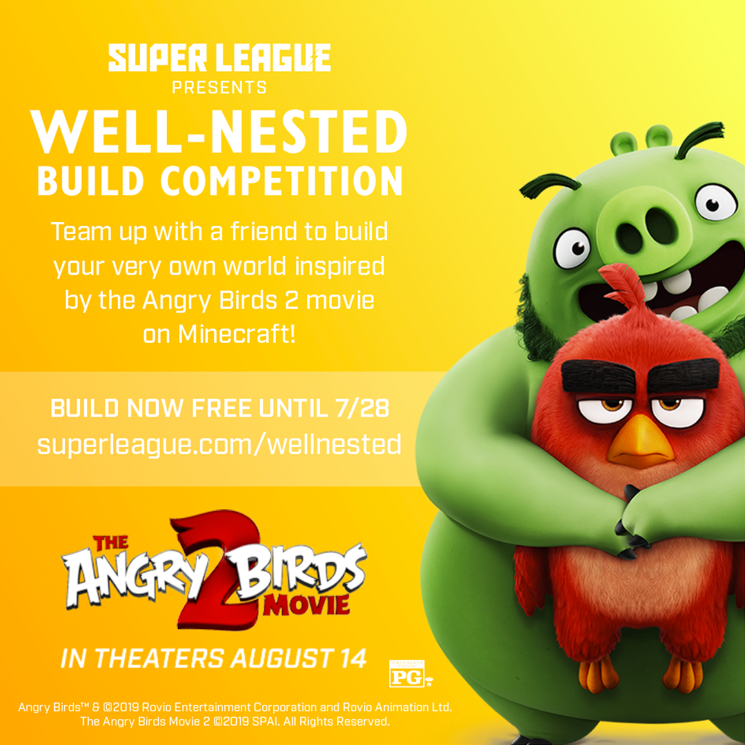Well-Nested Build Competition - Super League Gaming