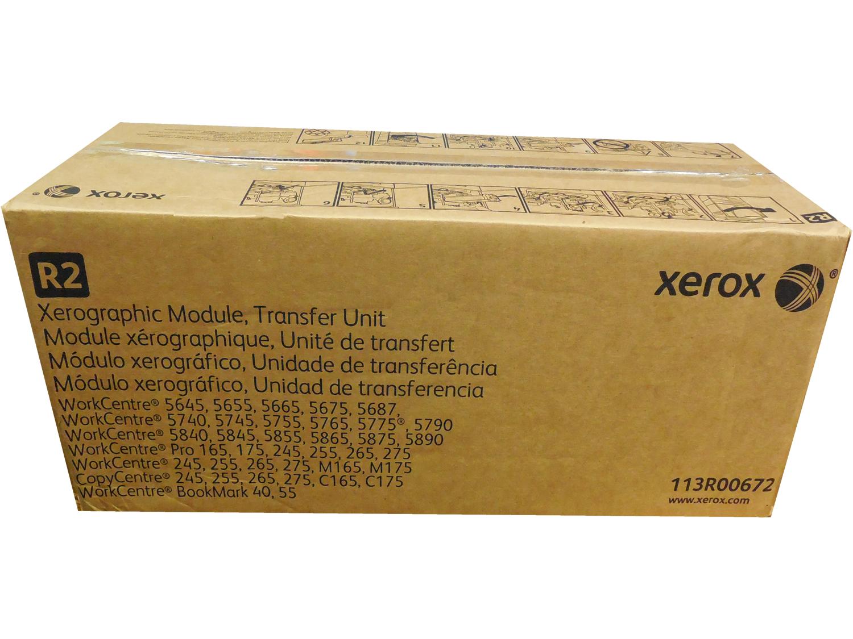 Details about Genuine Xerox 113R00672 Xerographic Module, Transfer Unit