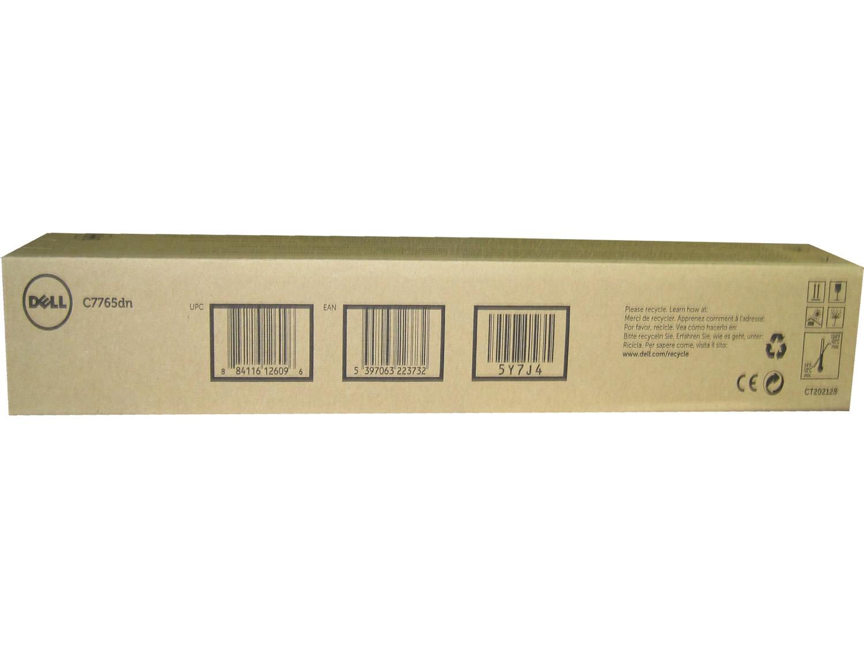 989b52f452e5 Details about Dell 5Y7J4 331-1877 Cyan Toner Cartridge C7765dn C7765 15K  Genuine OEM Original
