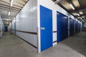 indoor self-storage units