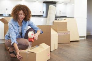 Self-Storage Packing Tips