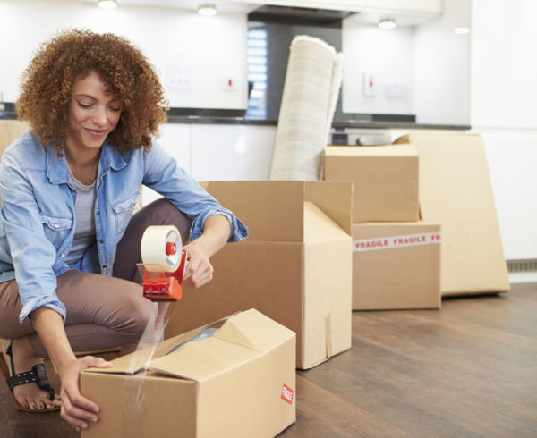 Self-Storage Packing Tips