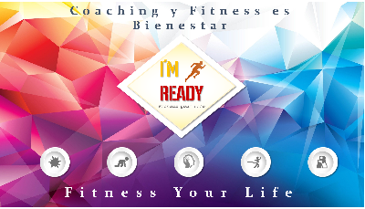I´M Ready es Coaching diseñado para crear nuevas historias y estilos de vida en bienestar a través del deporte.