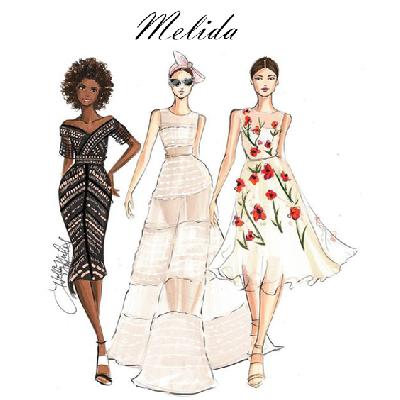 Melida es la asistente de moda virtual que aprende del usuario, las cosas que le gustan las que no , analiza su colorimetría, tipo de cuerpo e incluso...