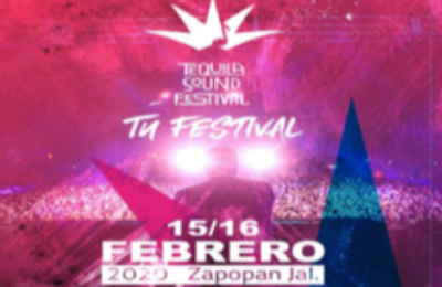 Tequila Sound Fest 2020, es un festival que en su segunda edición, tendrá sede en Zapopan, Jalisco, donde se elevarán sus asistentes con la mezcla...